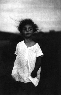 Diane Arbus. have to admit...Im a little obsessed with her work. I like the idea of giving light to those who are marginalized
