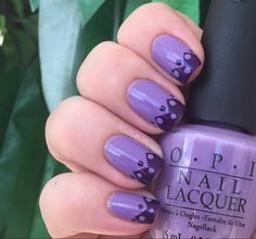 Opi - Do you lilac it? & I carol about you.