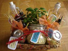 Gift Basket / Geschenkkorb