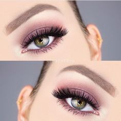 Loving this sweet pink eye look by @itsgenesys featuring our Chocolate Bon Bons palette #regram #chocolatebarpalette…