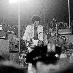 Jimi Hendrix, Singer Bowl: Flushing Meadow, New York 1968-08-23.