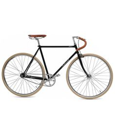 Now this is a classy thing, the Indienrad vintage-style racing bike, which is available at Monoqi. Take your pick from a medium or large for a bicycle Fixed Bike, Fixed Gear, Speed Racer, Mode Of Transport, Solid Wood Furniture, Vintage Bicycles, Tricycle, Cool Bikes, Bmx
