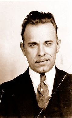 The infamous John Dillinger. Little did he know this legacy of crime would come back to haunt another small town in Indiana. He was the ultimate ladies' man of the early 30s. He would have been taken in by Jenna's beauty, but he never would have thought a woman, not even Jenna, could have stopped him or his equally heinous great-grandson, Matthias.
