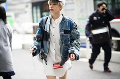 This tiny Coca-Cola clutch stopped traffic during Tokyo fashion week. Photo: Adam Katz Sinding