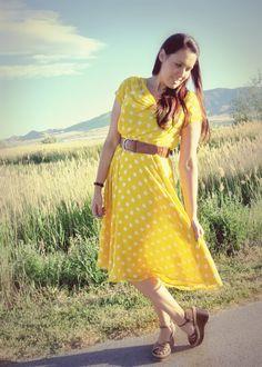 Modern Modest Beauty: dress