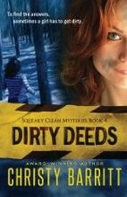 4th Book  in Squeeky Clean Mysteries Series