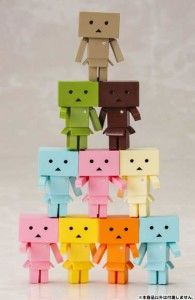 "Yotsuba&! Danboo nano ""FLAVORS"" BOX Set $45.00 http://www.jbox.com/product/PRE4000 #danboo #danbo #yotsuba #anime figure #Japanese anime stuff"