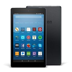 "Discounted All-New Fire HD 8 Tablet with Alexa, 8"" HD Display, 16 GB, Black - with Special Offers"