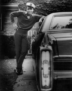 "Marvin Gaye in a publicity pose in the 1960's when he had several hit records and also wrote Motown standards such as ""Dancing in the Street."""