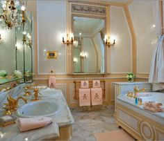 Suite Coco Chanel at the Ritz Paris