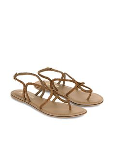 Accessorize  Chrissy Plaited Sandal £25