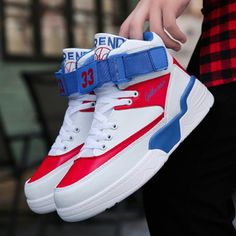 Autumn High-cut Plate Shoes Men Casual Student Hip Hop Street Dancing Fashionable Wearing Long Term Available
