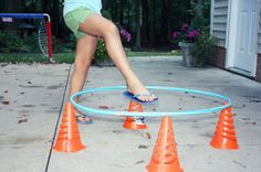 activities for kids rabbit hole Hulda hoop gross motor Pe Activities, Movement Activities, Gross Motor Activities, Gross Motor Skills, Physical Activities For Kids, Small Group Activities, Pediatric Physical Therapy, Physical Education, Group Games For Kids