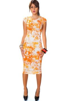 Exclusive #ladies #dress summer dress party dress marmoreal-look in 4 colors size S/M M/L: Buy New: £19.90  [UK & Ireland Only]