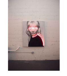 Javier Martin - Neon Art