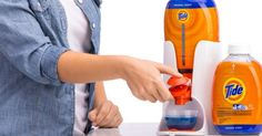 New Tide Laundry Detergent Dispensing System w/ 2 Refill Bottles: Order Now for $29.99 - https://couponsdowork.com/2017/amazon-deals/new-tide-laundry-detergent-dispensing-system-w-2-refill-bottles-order-now-for-29-99/