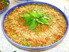 Tokat ve Sivas'ta kapış kapış giden bir salata! Cooking, Ethnic Recipes, Food, Kitchen, Eten, Meals, Cuisine, Diet