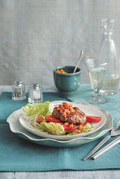 Garniertes Beefsteak-Tatar Foto © Thorsten Suedfels für ARD Buffet Magazin/burdafood.net