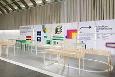 Espoprofessioni   CCRZ Lugano, Communication Design, Environment Design, Signage, Furniture Design, Dining Table, Graphic Design, Interior, Exhibit