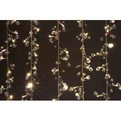 Crystal Chic LED Light Curtain : 264 LED Lights