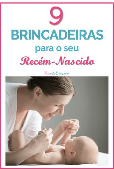 Atividades para bebés recém-nascidos: 9 Brincadeiras essenciais para o seu desenvolvimento Baby Health, Baby On The Way, Baby Bumps, New Parents, Baby Care, Self Improvement, Baby Toys, Children, Kids