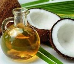 Mascarilla hidratante de aceite de coco y aguacate