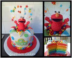 Elmo Suprise