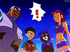 The Next Time We See That Exclamation Point is on Teen Titans Go!
