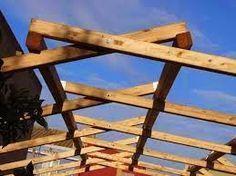 Eficiencia asequible: Estructura reciproca o tejado mandala