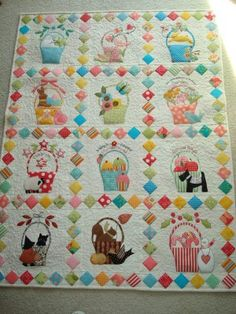 Carols quilt
