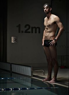 Michael Phelps and he is why i like watching the Olympics:)