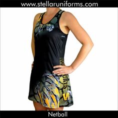 Custom Designed Sportswear: Created Just For You – Stellar Online Netball Dresses, Designer Dresses, Sportswear, Custom Design, Just For You, Exercise, Outfits, Fashion, Ejercicio
