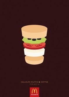 ¡Buenos días! :) #Anuncio de #Publicidad de McDonalds.