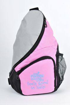 Kids Sling Bag White $16.99