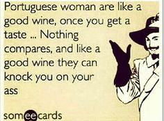 PORTUGUESE WOMEN!