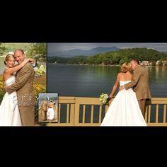 North Georgia Lake and mountain Weddings-  The Ridges Resort and Marina www.theridgesresort.com