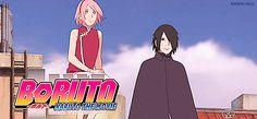 Boruto The Movie - Sasuke and Sakura