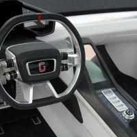 Italdesign Giugiaro Parcour Concept Car | Cool Material