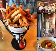 Duckfat Restaurant, Portland, Maine - love this place!