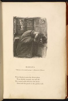 Discover 'The Moxon illustrated edition of Tennyson's Poems' on the British Library's Discovering Literature website.