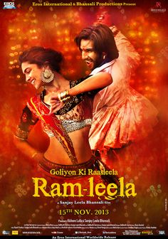 MAX Television Premiere of 'GOLIYON KI RAASEELA RAM-LEELA' on Sunday, 16th March, 2014 at 9PM