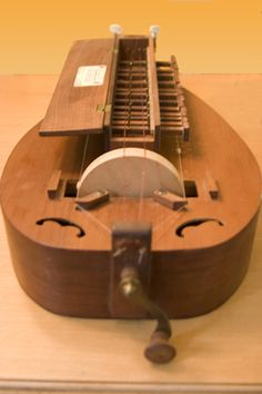 homemade hurdy gurdy - Google Search