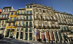 De Straten van Porto - Portugal. By Jose Luis Hidalgo R.