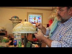 Charlie O'Neal Stained Glass Designs - Interview with the Artist - YouTube