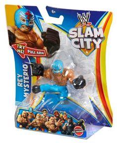 WWE Slam City Rey Mysterio Figure, http://www.amazon.com/dp/B00FB7XSG0/ref=cm_sw_r_pi_awdm_aBsSvb15F11E6