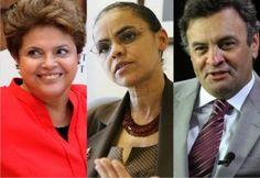SerraGrandeOnline: Datafolha aponta Dilma e Marina no segundo turno.