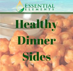 Healthy Dinner Sides Healthy Dinner Sides, Healthy Dishes, Recipes, Food, Meal, Eten, Recipies, Meals, Food Recipes