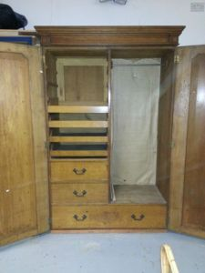 Antique Wardrobe In Cork | Beds U0026 Bedroom Furniture | Gumtree Ireland House  Clearance, Antique · House ClearanceAntique WardrobeSecond Hand ...