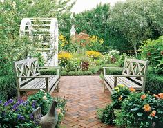 for the front porch or in the back - brick patios