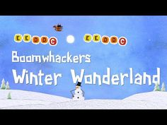 """""""Winter Wonderland"""" is a song written in 1934 by Felix Bernard and lyricist Richard B. try to combine some boomwhackers for one person to be sure nobo. Music Maniac, Online Music Lessons, Youtube Songs, Winter Songs, Music Writing, Elementary Music, Music Therapy, Music Classroom, Teaching Music"""